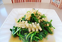 【大喜大牛肉粉试用之三】---墨鱼花炒韭菜的做法
