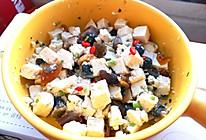 家常皮蛋豆腐的做法
