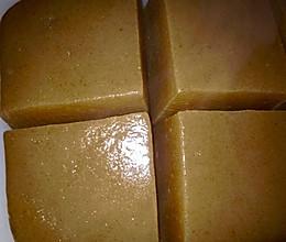 【小F私房】如何制作出一块爽滑筋道的魔芋豆腐的做法