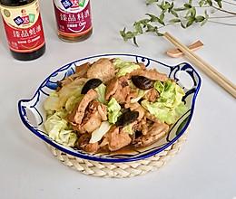 #味达美名厨福气汁,新春添口福#蔬香鸡块的做法