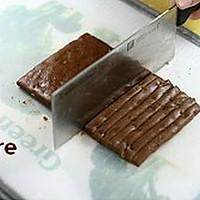 杏仁巧克力棒 的做法图解8