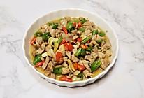 藤椒小炒鸡腿肉~微麻微辣,下饭菜就它了#福气年夜菜#的做法