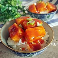 米饭杀手糖醋脆皮豆腐的做法图解8