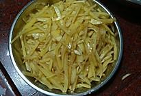 酸溜土豆丝的做法