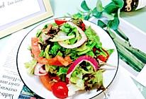 #餐桌上的春日限定#春日限定健康轻食大拌菜的做法