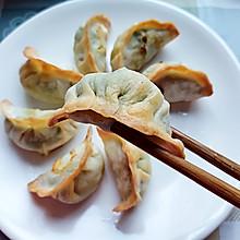 嘎嘣脆的烤饺子