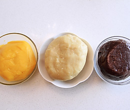 自制月饼馅:豆沙、莲蓉、奶黄的做法