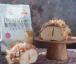 木鱼花面包的做法