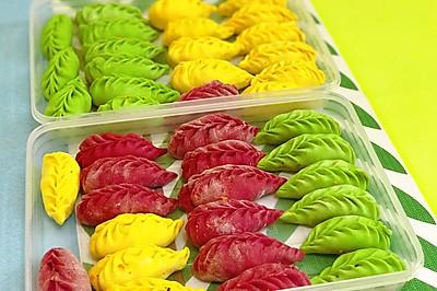 果蔬饺子&果蔬面条