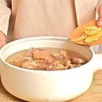 迷迭香美食| 黄豆炖猪蹄的做法图解6