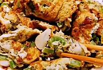 #美食视频挑战赛# 好吃的牡蛎煎蛋的做法