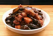 海带结烧肉的做法