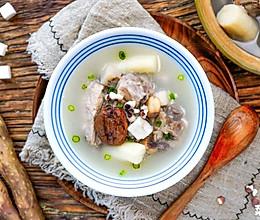 四神汤|祛湿养颜的做法