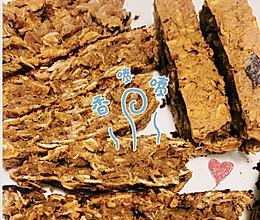 香蕉红薯奶香燕麦饼干(减脂)的做法