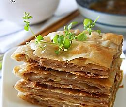 酥香千层肉饼的做法