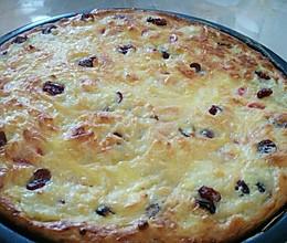 厚底榴莲披萨(十寸)的做法