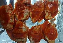 奥尔良烤鸡翅中的做法