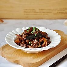 红烧羊肉#《风味人间》美食复刻大挑战#