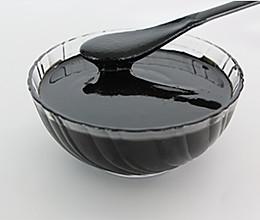 自制黑芝麻酱的做法