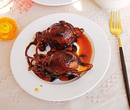 凉盘菜——墨鱼整烧的做法