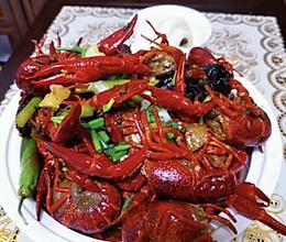 可调节辣度的麻辣小龙虾的做法