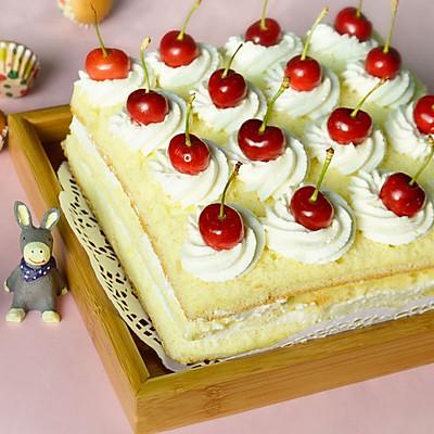 迷你奶油蛋糕——快乐齐分享