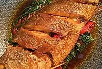 家常菜之红烧黄花鱼的做法