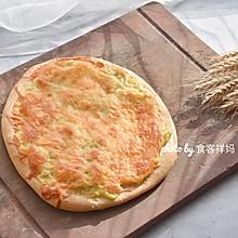 #秋天怎么吃#戒不掉的榴莲披萨