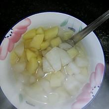 冰糖苹果梨
