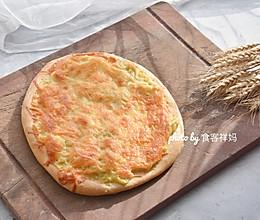 #秋天怎么吃#戒不掉的榴莲披萨的做法