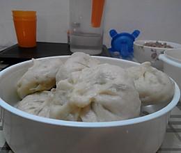白菜粉条素包子的做法