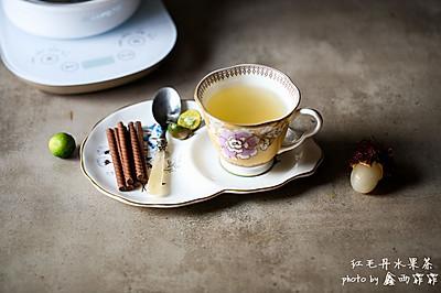 水果茶----#九阳养生壶#