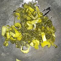 酸菜爆炒肥肠的做法图解7