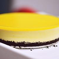 8寸芒果慕斯蛋糕的做法图解11