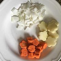 小熊泡澡咖喱牛腩饭#咖喱萌太奇#的做法图解2