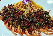 串烧虾的做法
