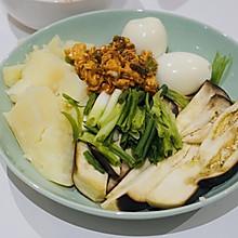 茄子拌土豆(奢华版)——《奶奶的菜》第二期