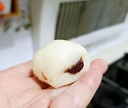 红豆沙奶香小馒头,一口一个好吃得停不下来的做法
