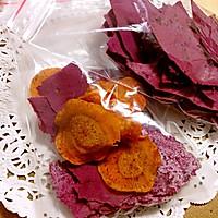 紫薯芝麻脆薄片#九阳烘焙剧场#的做法图解7