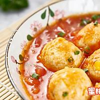 番茄鸡肉丸的做法图解9