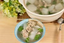 萝卜排骨汤的做法