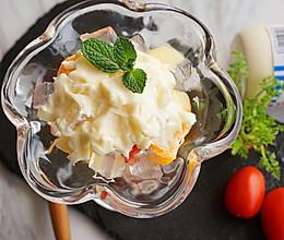 芦荟水果沙拉的做法