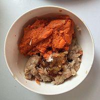 营养好吃的猪肉胡萝卜鸡蛋卷的做法图解5