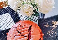 就像做戚风蛋糕那样做个简单的六寸红丝绒蛋糕的做法