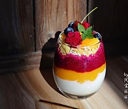 水果缤纷酸奶杯#单挑夏天#的做法