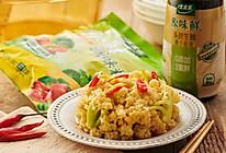 辣炒花菜的做法