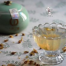 石斛花果冻-养颜又养身的甜品