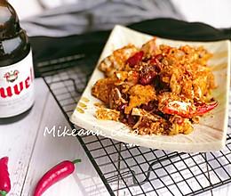 #肉食者联盟#秋凉菊黄【香辣蟹】的做法