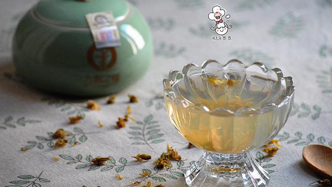 石斛花果冻-养颜又养身的甜品的做法