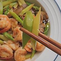 口蘑芦笋炒虾仁的做法图解31